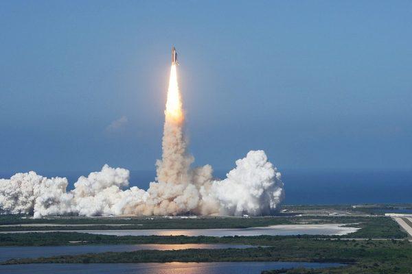 La llegada del bitcoin a un museo de la NASA